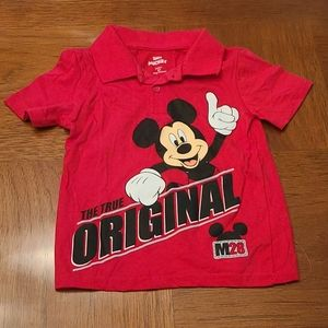 Disney Junior Mickey Mouse polo